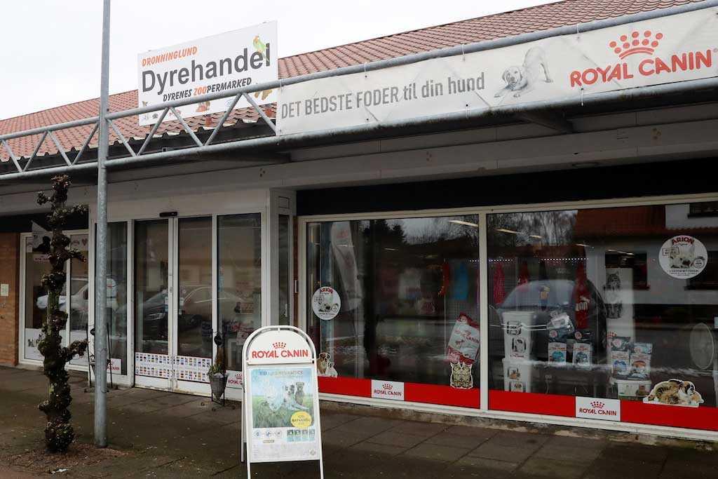 Dronninglund Dyrehandel5