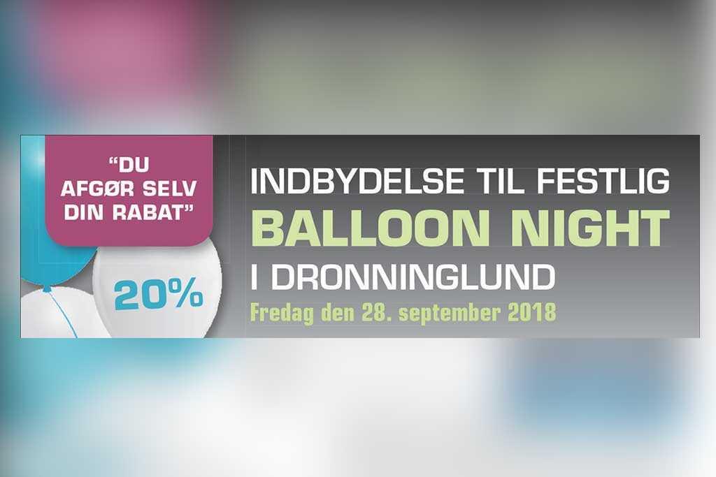 balloon night 2018