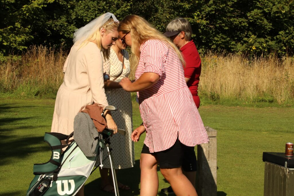 Dronninglund Handel Polterabent på Dronninglund Golfklub 1