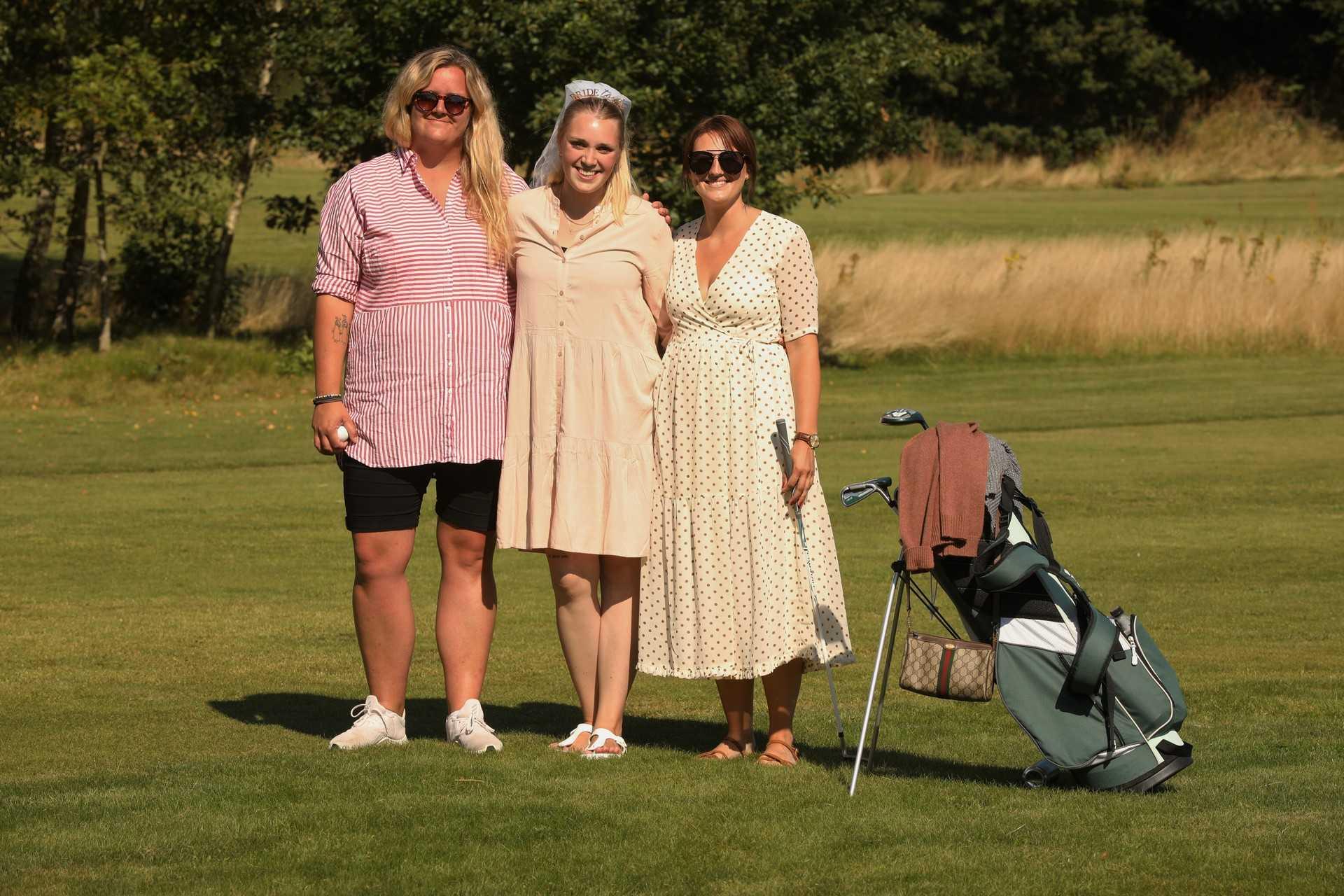 Dronninglund Handel Polterabent på Dronninglund Golfklub 10