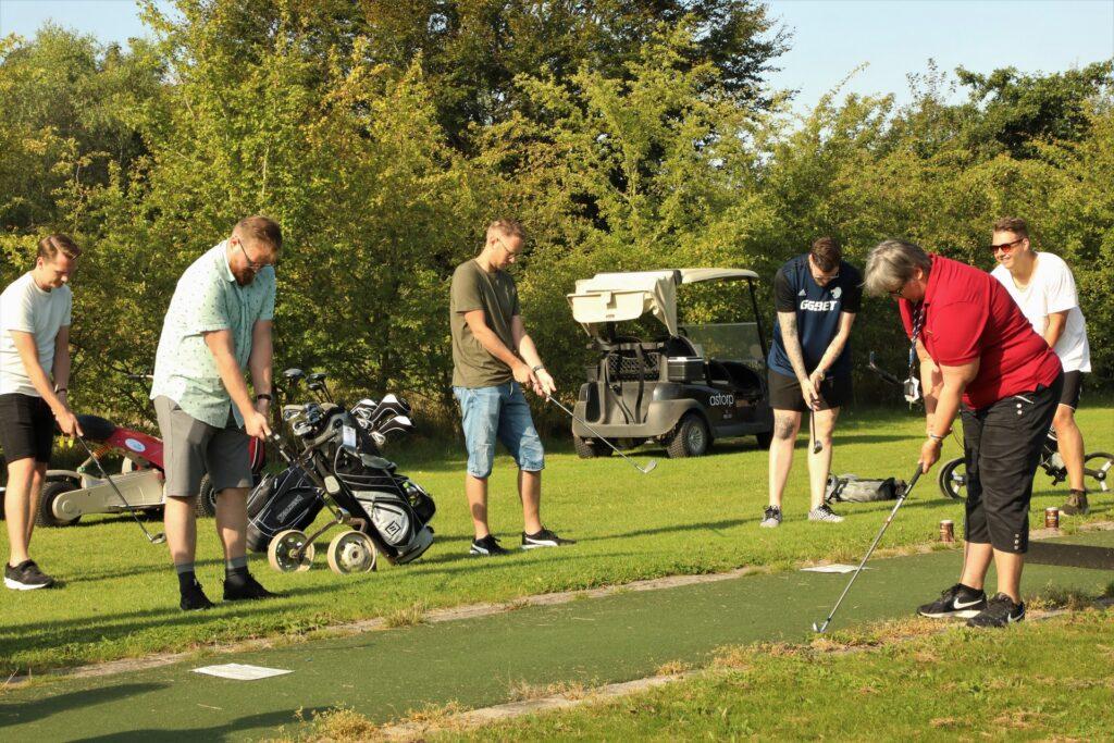 Dronninglund Handel Polterabent på Dronninglund Golfklub 12