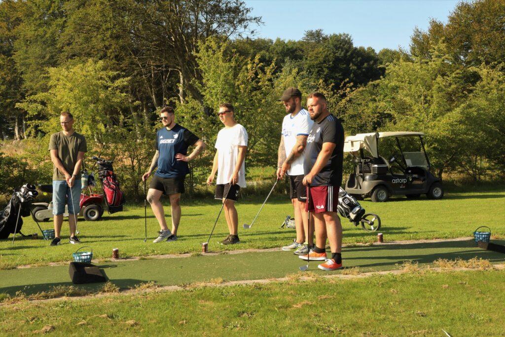 Dronninglund Handel Polterabent på Dronninglund Golfklub 13
