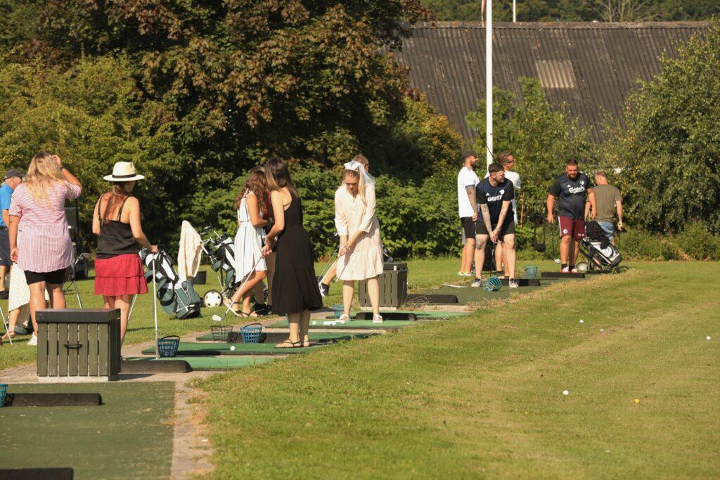 Dronninglund Handel Polterabent på Dronninglund Golfklub 2