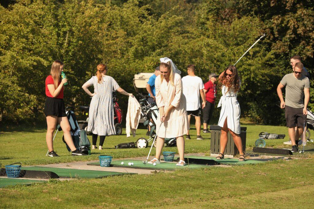 Dronninglund Handel Polterabent på Dronninglund Golfklub 3