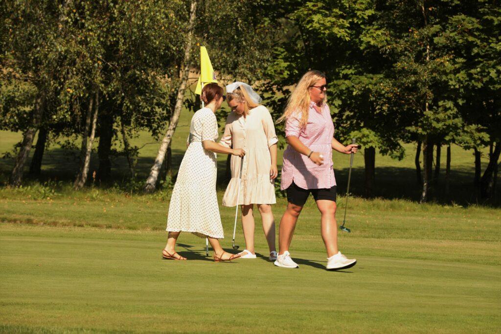 Dronninglund Handel Polterabent på Dronninglund Golfklub 9