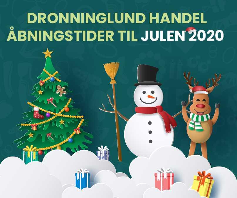 Jule billede Dronninglund1