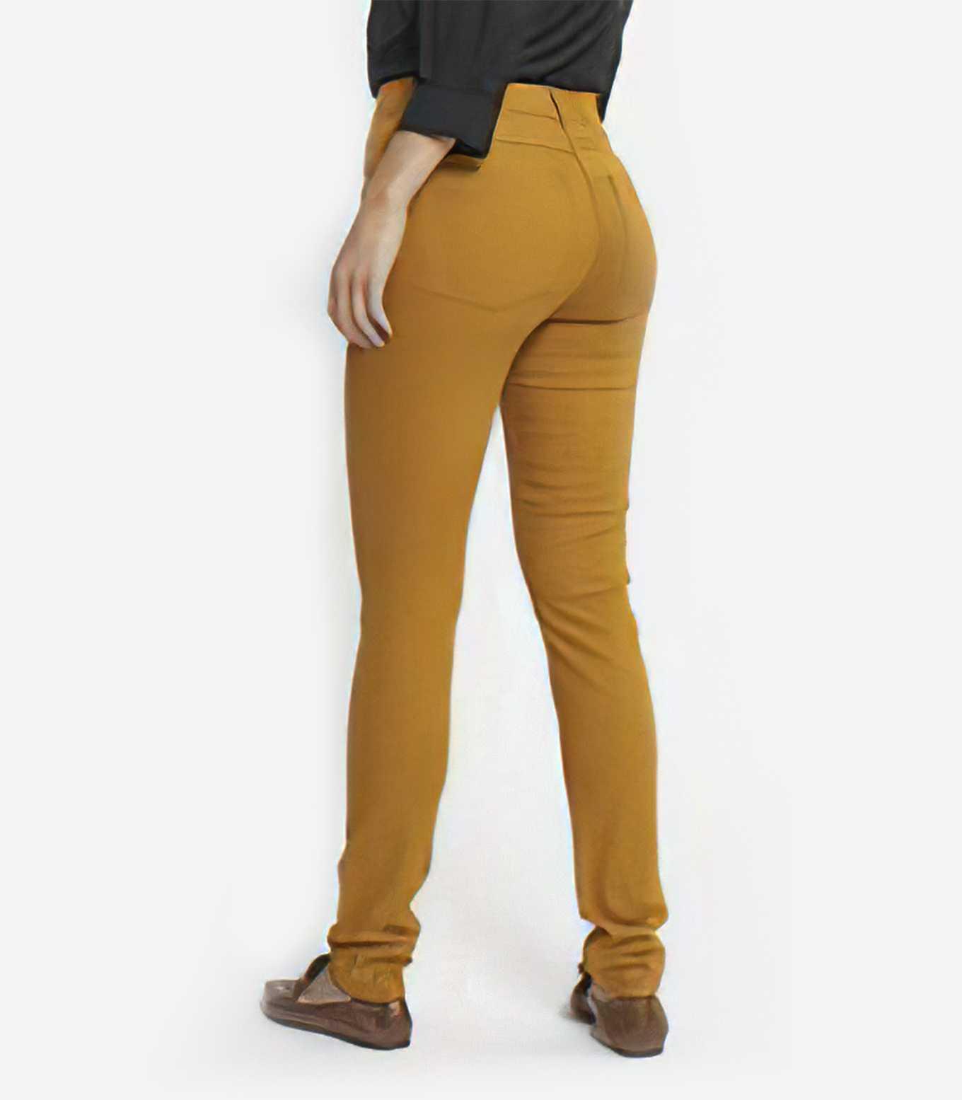 Laura Slim Bukser Trousers SLIM 22411 83105 Ginger 2 160x gigapixel standard scale 6 00x