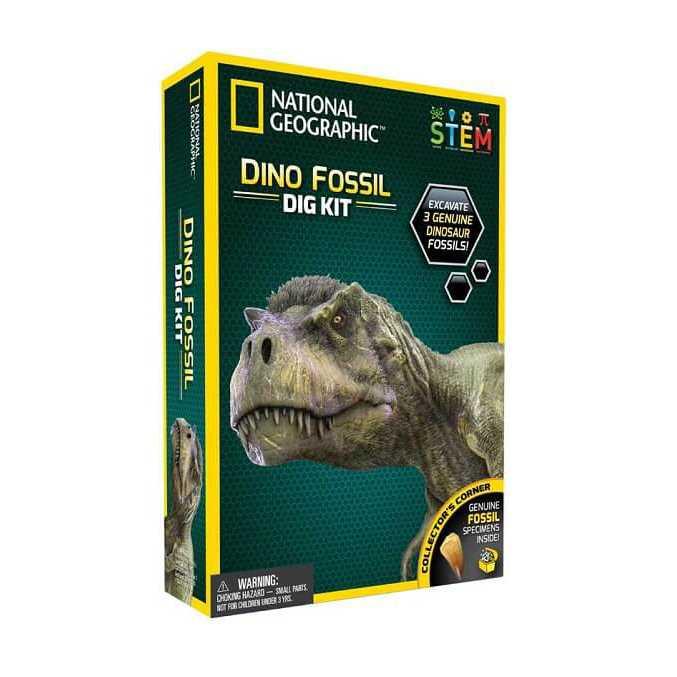 national geographic dinosaur saet