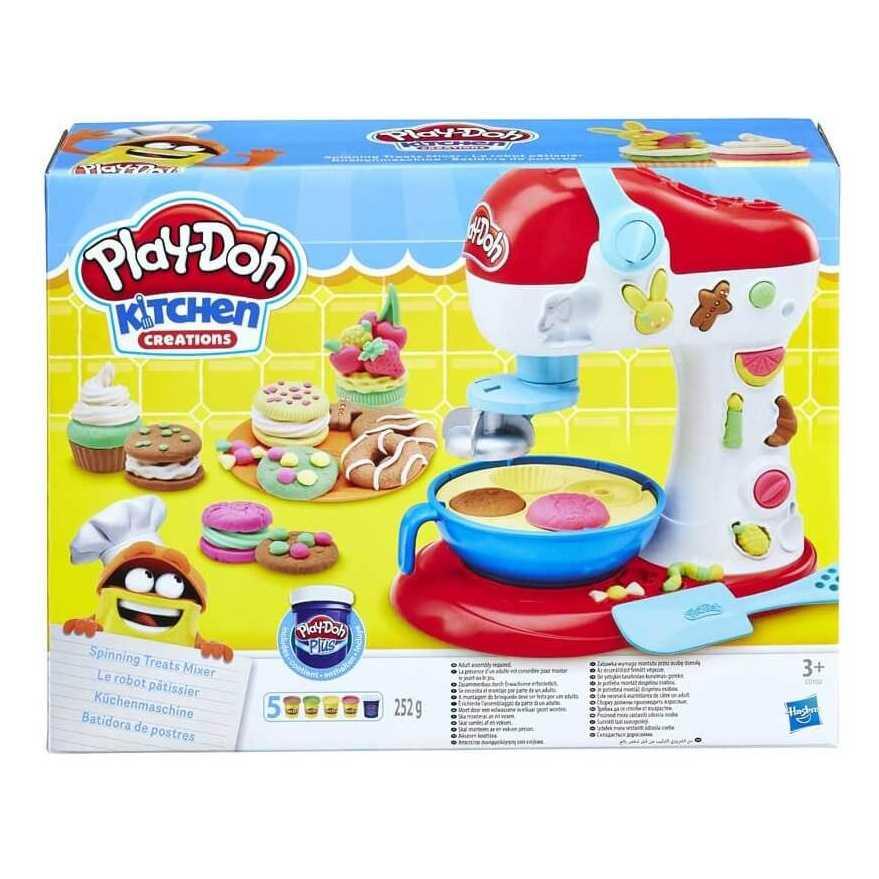 play doh spinning treats mixer