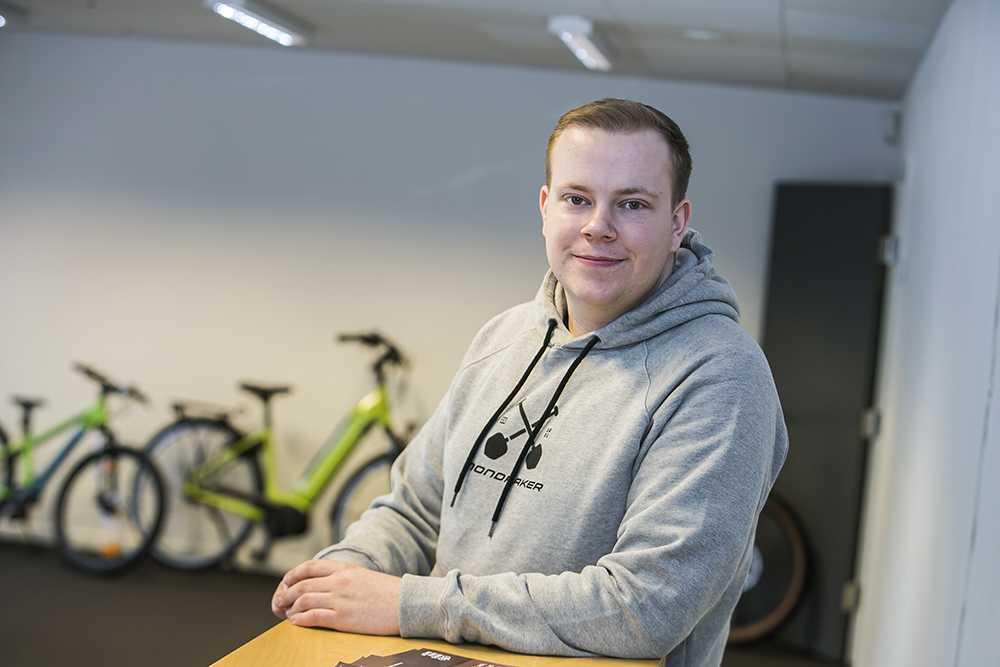 Birks Bike Shop Dronnninglund portraet Kasper Nielsen 1