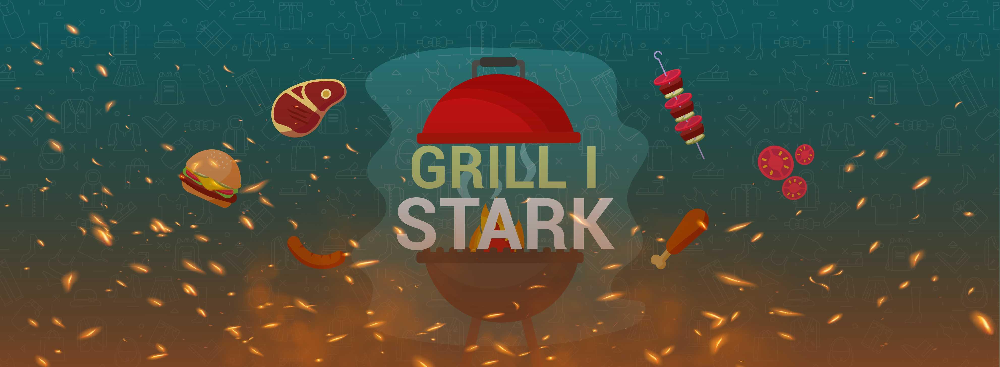 Grill i Stark