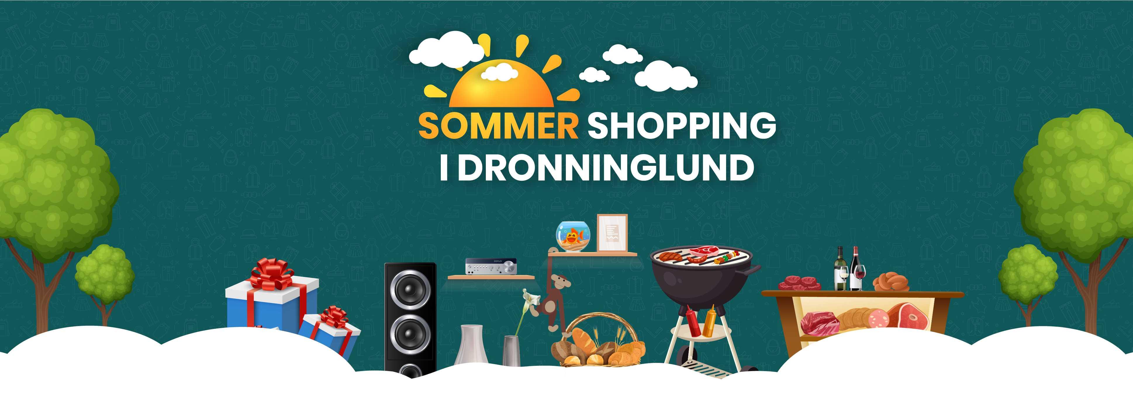 Sommer Shopping 2
