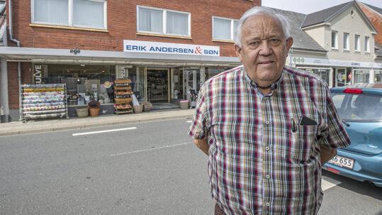 Dronninglund Handel Erik Andersen Soen